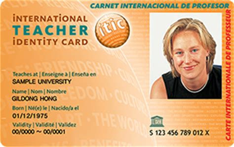 Student Id Card Template Uk by Youth Teachers Cards Isic Malaysia