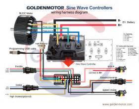 Electric Car Motor Controller Schematic Electric Motorcycle Motorcycle Conversion Kit Electric