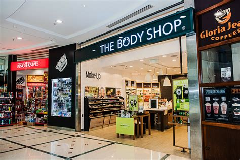 the body shop cairns central