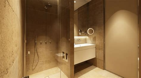 In Shower by Built In Shower Interior Design Ideas