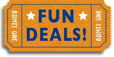 Theme Park Family Deals | hot deals discounts family kingdom amusement part and