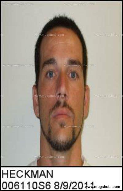 Iredell County Court Records William Heckman Mugshot William Heckman