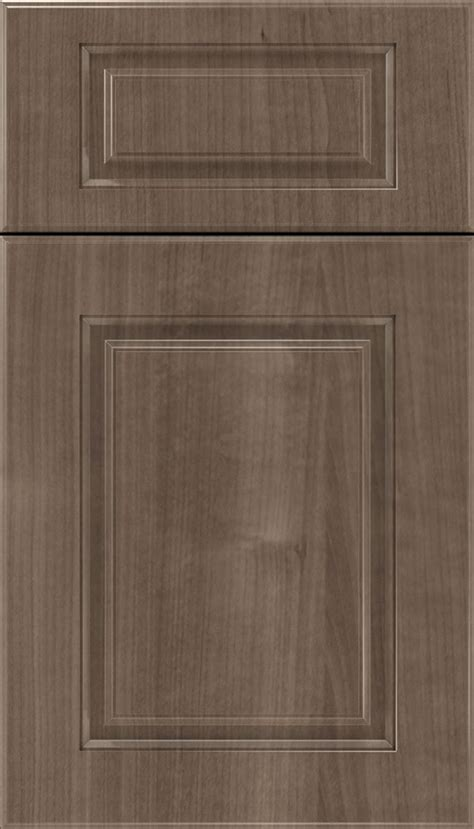 kitchen craft cabinet doors woodgrain warm walnut thermofoil finish kitchen craft