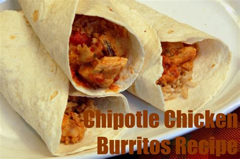 Chipotle Burrito Giveaway - recipe for chipotle chicken burritos horrible housewife