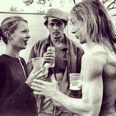 Pop Nosh Kate Moss Is A Freakin Idiot by Iggy Bowie On Iggy Pop David Bowie And
