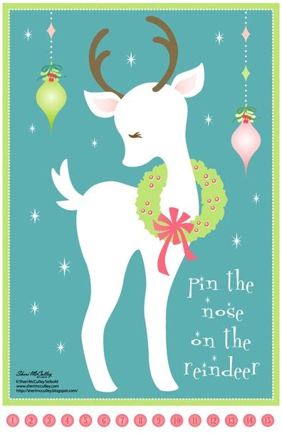 printable reindeer games free 29 best kids christmas breakup images on pinterest