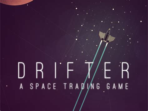 trading space drifter a space trading by celsius studios