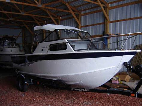 cabin boats for sale nc starcraft islander cuddy cabin boat for sale video