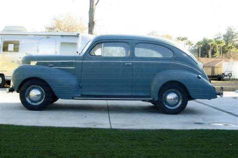 1939 DODGE DELUXE 2 DOOR FASTBACK SEDAN   157583