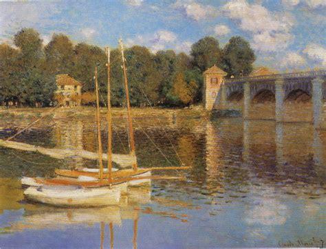 cuadros de manet claude monet 1849 1926 el impresionismo y sus derivaciones