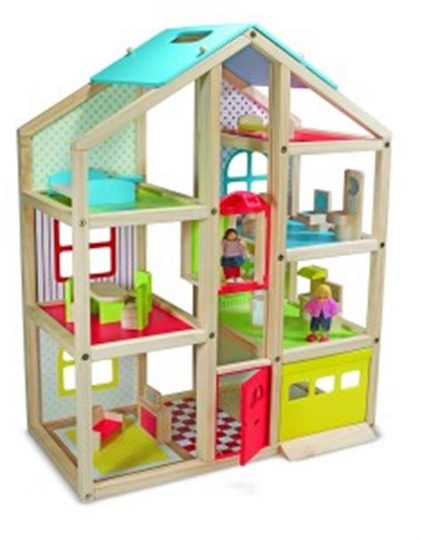 3 story dollhouse with elevator and doug 3 story wooden dollhouse best gifts top