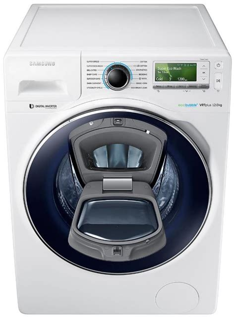 Mesin Cuci Samsung Front Loading samsung ww12k84120w mesin cuci 12 kg front load sinar