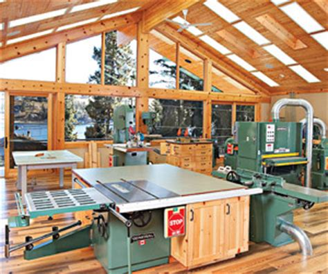 ultimate woodworking shop the quot the top quot workshop