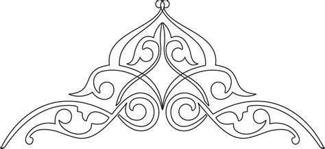 cara membuat kaligrafi abstrak cara membuat ornamen hiasan pinggir kaligrafi suryalaya