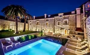 Luxury dubrovnik villa with pool by the sea croatia holiday rentals