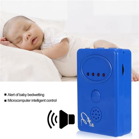 bedwetting alarm new urine bed wetting sensor enuresis for