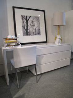 dresser and desk together this beautiful desk is made by putting an ikea malm 6