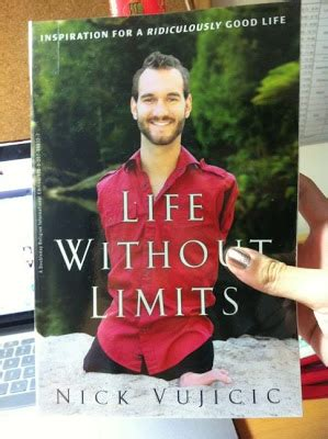 nick vujicic biography book there is thunder in our hearts