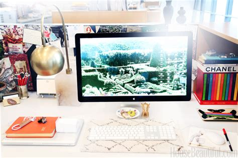 make your home beautiful how to decorate your desk chic office decor
