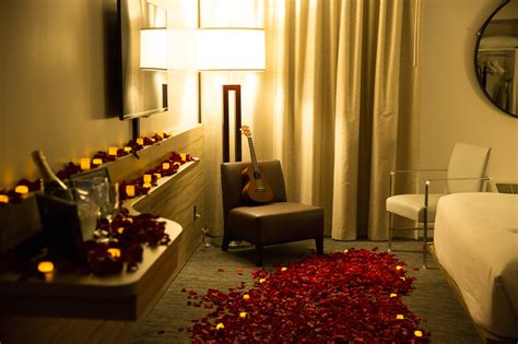 romantic room makeover proposal washington dc proposal