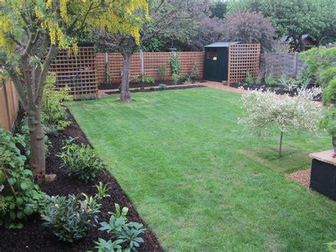 rear garden serenity gardens by design