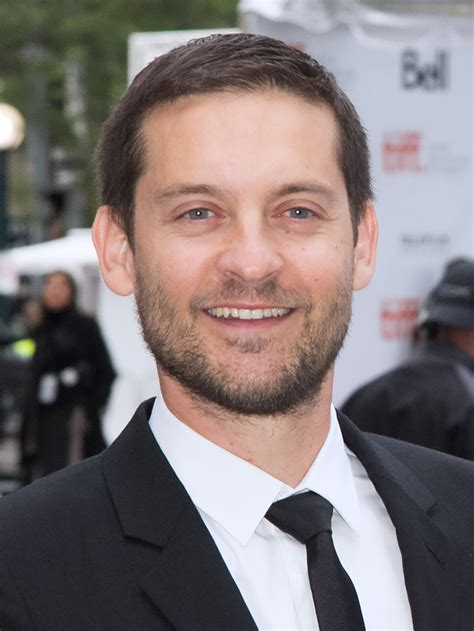 Tobey Maguire Sells His Soul by Actor Tobey Maguire To Sell 3 Million Santa