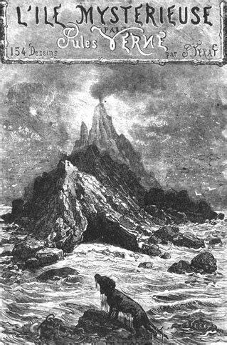 libro the mysterious island 1875 l isola misteriosa jules verne 10 righe dai libri