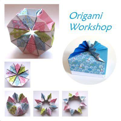 Origami Workshop - kurs origami 2017 f 252 r klein und gro 223 handmade kultur