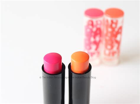 Maybelline Electro Pop maybelline baby electro pop lip balms oh orange pink