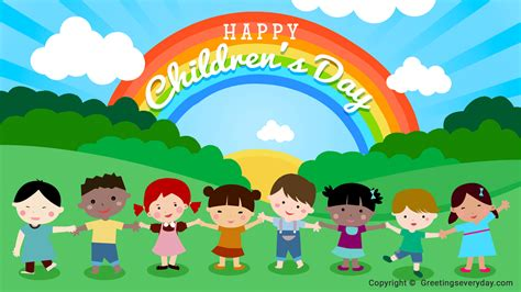 S Day 2016 Best Happy Children S Day 2017 Hd Wallpaper Image
