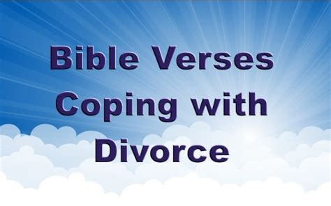 Bible Quotes On Divorce Quotesgram