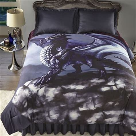 dragon comforter ethereal dragon comforter set from seventh avenue di745956