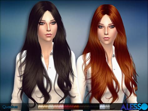 the sims 2 downloads fringe hairstyles anto quantum hair