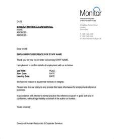reference template uk 6 hr reference letter templates 6 free word pdf