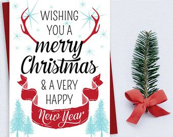 printable christmas cards husband funny christmas card merry everything happy always