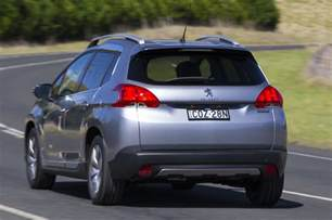 Peugeot 2008 Specs Peugeot 2008 Pricing And Specifications Photos 1 Of 13