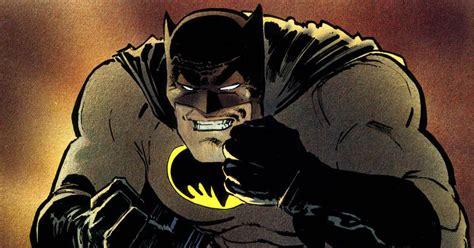 Batman Wall Mural taking a look at batman the dark knight returns