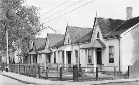 One Room Cottage Floor Plans toronto of the 1930s