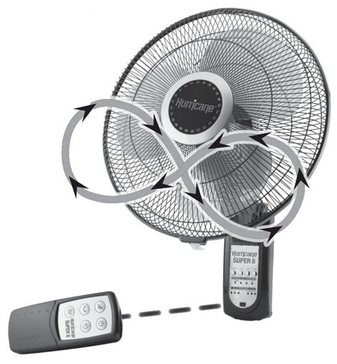 wall mount fan with remote oscillating floor fan with remote