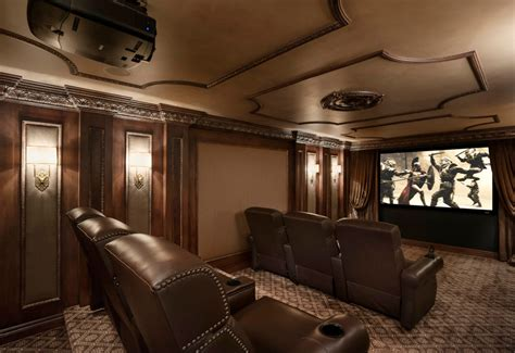 media room lounge media room ideas with transitional media room home theater traditional and cushion back
