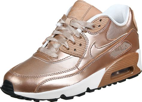 Nike Air Max 1 Kinderschuh 678 by Nike Air Max 90 Se Ltr Ps Kinderschuhe Kupfer