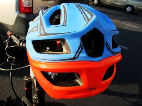 Goggle Tld Chrome Merahbiruhitamorange troy designs a2 helmet review pinkbike