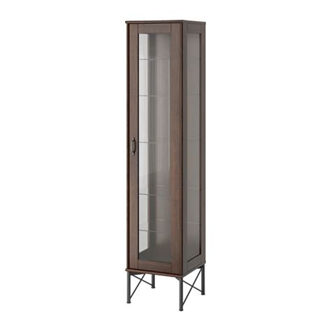 glass door cabinet ikea tockarp glass door cabinet ikea