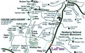 La Pine Oregon Map by La Pine Or Pictures Posters News And Videos On Your