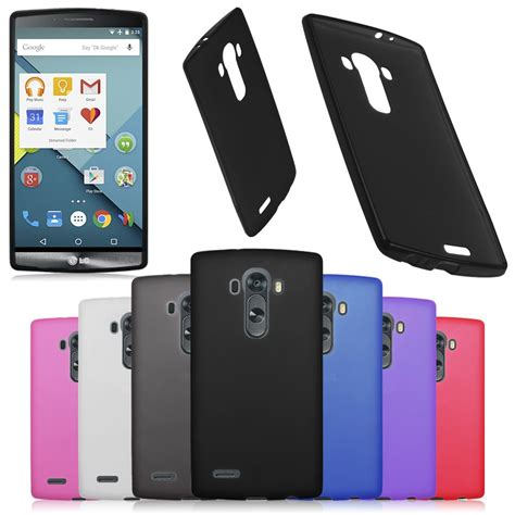 Stylish Stpu Soft Lg L80 stylish matte soft tpu rubber gel ultra thin phone cover skin for lg g4 ebay