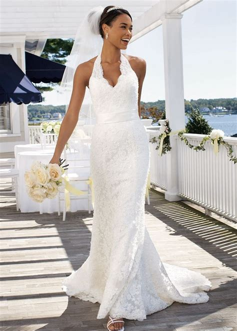 Halter Style Wedding Dresses by Country Style Wedding Dresses Wedding Plan Ideas