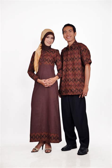 Baju Baju model baju batik wanita muslim yang populer modelbusana