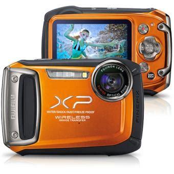 Kamera Fujifilm Finepix Xp170 fujifilm finepix xp170 laranja c 226 mara de aventura tough compre na fnac pt
