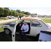 Ford Escort MK1 Twin Cam Rally Car  Prepared In Honour Of