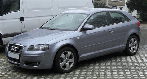 Audi A3 Wiki by Audi A3 Ii Front Audi A3 Audi